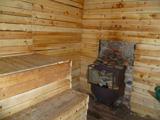 База Кильдин Восточный, баня
