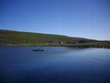 База Кильдин Восточный, озеро Могильное