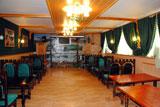 Турбаза Лесная, банкетный зал