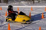 Турбаза МКТИ, детский снегоход