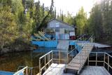 Турбаза Сатка, лодочная станция