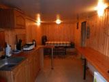 База отдыха Териберка-тур, кухня