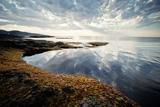Рассвет на Баренцевом море