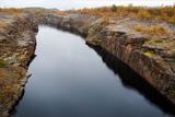 Река в природном канале