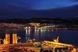 Мурманский порт, посёлок Абрам-мыс