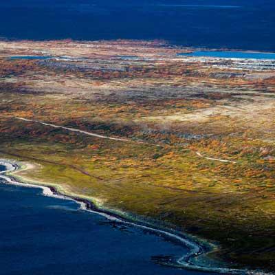 Порядок посещения полуостровов Рыбачий и Средний определен.